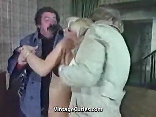 Slutty Blonde Humiliated Really Tough..