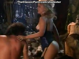 Nina Hartley, Jon Dough in 80's..