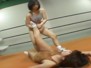 japanese female wrestling3