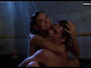 Demi Moore - Teen Topless Sex in the..