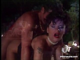 Private Orgy with Nikky Anderson and..