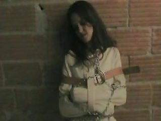 Nikki Sexton In A Straitjacket