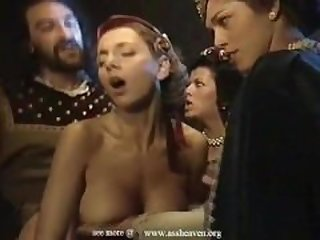 Medieval party - HISTORY OF SEX PART 2