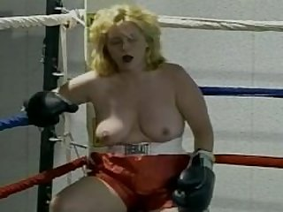 LL-183 topless boxing