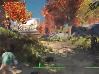 Fallout 4 first minutes - Leaked..
