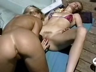 FIRST TIME LESBIANS 8 - Scene 1