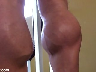 Brena Smith Muscle Calves