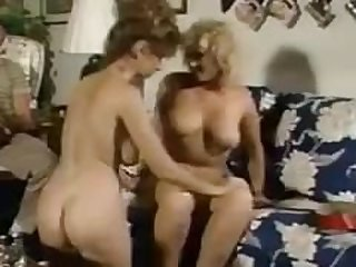 Christy Canyon Threesome