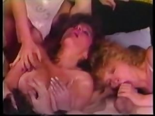 Vintage MMMFFFF Orgy and Squirt