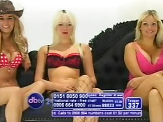 Michelle Chase, Hannah Z & Holly Mcguire..