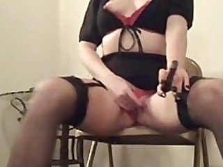 Oldschool Fetish Vid With A Big Cigar..