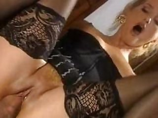 Milf of mind-numbing beauty gets fucked..