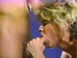 Ginger Lynn - Vintage Blonde seduces guy