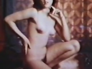 Softcore Nudes 608 60's and 70's - Scene 1