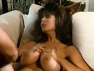 Classic Ron Jeremy and Christy Canyon..