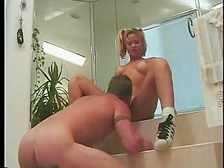 Teen Hoe Is A Dick Polishing Pro