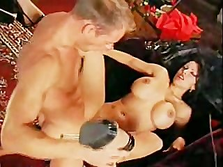 Nina Mercedez banged by Mario Rossi
