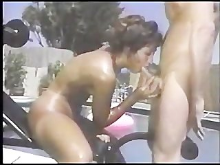 Retro Teen Anal Fun