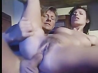 Nun Fucks the Bedpost in the Ass