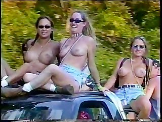 Biker Girls Going Crazy 02 - Part 1
