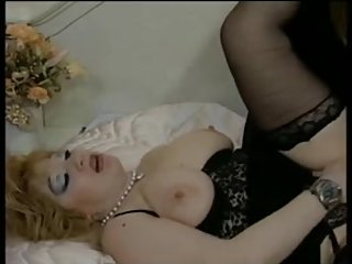 Vintage - Mature Blonde Big Tits