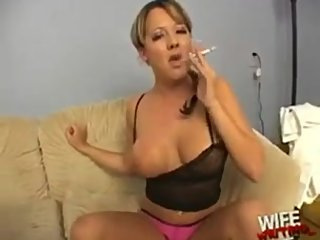 Another Smoking Slut..If you can..