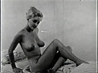 Softcore Nudes 168 50's and 60's - Scene 1