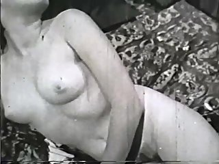 Softcore Nudes 592 40's to 60's - Scene 3