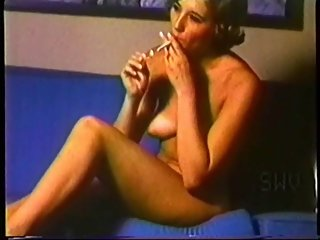 Smoking Fetish - Margie Vintage Fetish