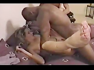 sexy white wife gangbanged by mulitple..