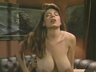 Christy Canyon Loves Fucking on Red..