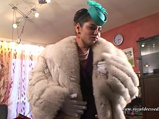Glamour Czech Gypsy Porn Fur Whore..