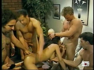 The Gangbang Girl #10, Scene 3