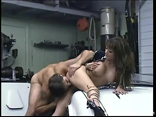 Nasty White Amateurs #3, Scene 1