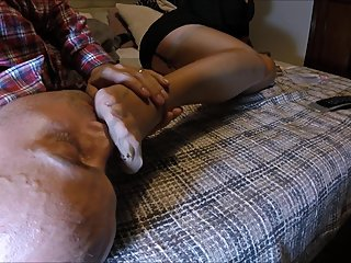 Relax and Smell Handjob