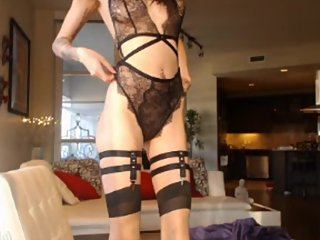 Sabrina 004 - Sexy lingerie and stockings