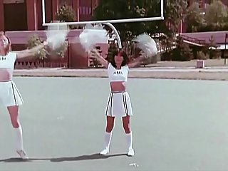 DEBBIE DOES DALLAS - Vintage Cheerleader..