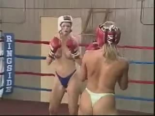 Cheri vs Jami Foxy Boxing