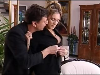 Sarah Nice  Young secretary receives a..