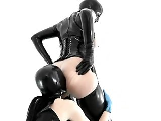 Full movie fetish latex and bdsm 3