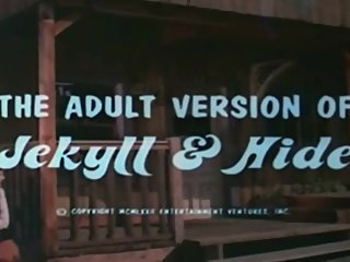 THE ADULT VERSION OF JEKYLL & HIDE 1972..