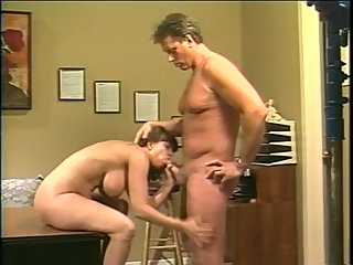 Hank Armstrong does hot MILF in Older..