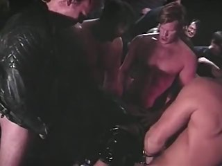 Anna Malle gangbang with Frank Towers,..