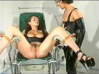 vintage rubber sex games with slaveboy..