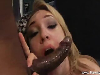 Rocky Cockman interracial fuck