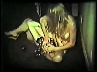Vintage Nude Catfight no sound