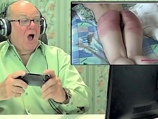 Old People React to Internet Porn