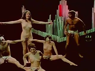 vintage orgy with Jeffrey Hurst,..