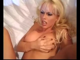 blonde german mature vintage pornstar..