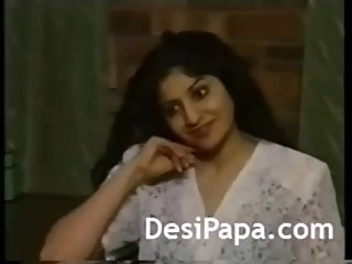 Vintage Indian Girl Masturbation